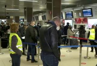 """Ce greșeli fac românii la aeroport, în pandemie. """"S-au prezentat la check-in cu teste PCR pozitive. Credeau că nu contează rezultatul"""""""