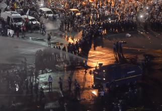 """Dosarul """"10 august"""" se redeschide, la cererea unui protestatar"""