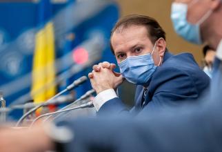 """Florin Cîţu: """"Deocamdată certificatul verde nu a fost aprobat la nivel european"""""""