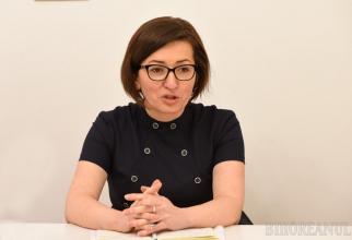 Ioana Mihaila - Ministrul Sanatatii