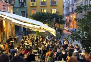 italia restaurant focar covid