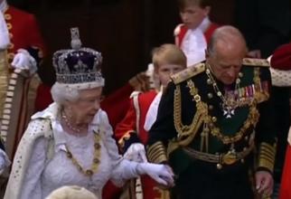 """Mesajul Reginei Elisabeta după decesul Prințului Philip: """"A murit în pace"""""""