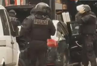 Nou incident armat la Paris. O fată de 10 ani a fost împușcată