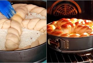 Pască tradițională cu brânză dulce și aluat pufos. Cum se prepară cel mai bun desert de Paște al românilor