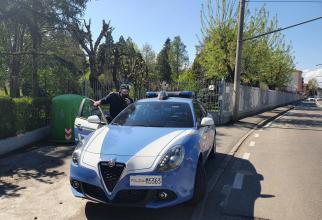 Poliția de Stat Italia (Sursa foto: Polizia di Stato)