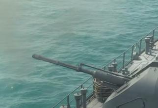 Rusia trimite 15 nave militare în Marea Neagră pentru manevre militare