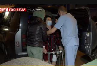 Spitalul Foișor a fost evacuat vineri, 09 aprilie