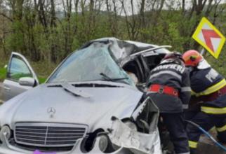 Tânăr român de 27 de ani, mort în Vinerea Mare, într-un grav accident de circulație