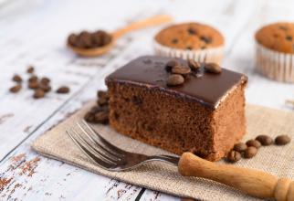 Tort de cafea, rețeta rafinată a Marthei Stewart. Un desert ideal pentru a trezi toate simțurile