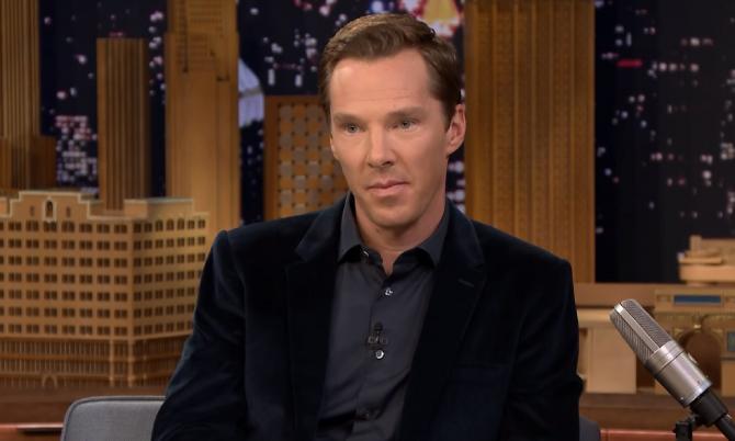 """Actorul Benedict Cumberbatch crede că a fost """"pacientul zero"""" al pandemiei, în 2019"""