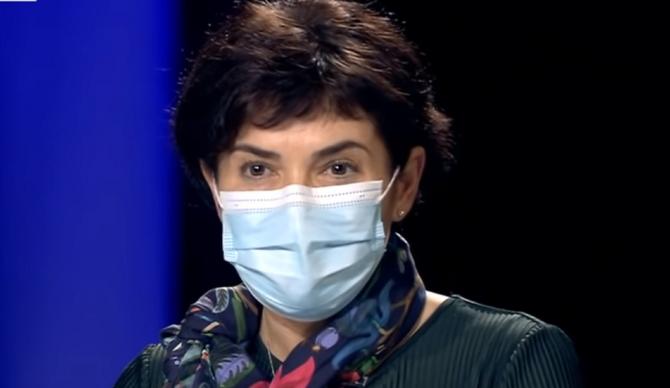 """Andreea Moldovan, secretar de stat în Ministerul Sănătăţii: """"Două săptămâni de carantină naţională ar face minuni"""""""