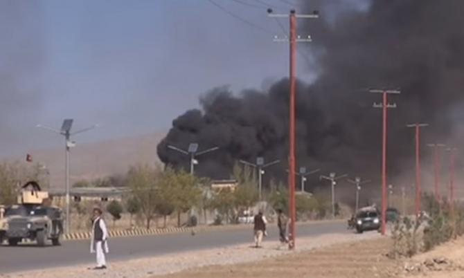 Atac în Afganistan, cu o zi înaintea începerii retragerii trupelor NATO: Cel puțin 30 de morți și 60 de răniți (VIDEO)