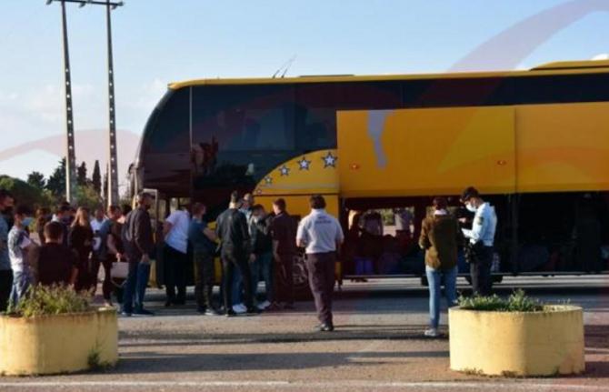 Autocar cu 52 români și moldoveni, blocat la granița dintre Spania și Portugalia: Cum au încercat pasagerii să păcălească autoritățile