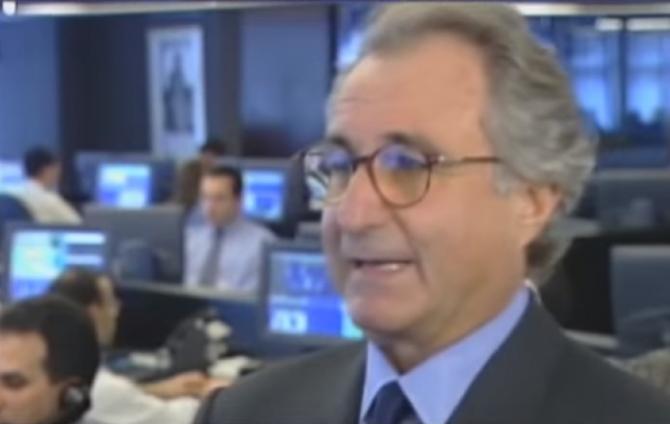 Bernard Madoff a fost cunoscut drept cel mai mare escroc de bursă din istorie