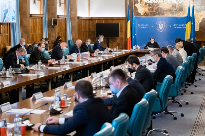 Coaliţia de guvernare urmează să se întrunească în prima şedinţă după revocarea ministrului Sănătăţii