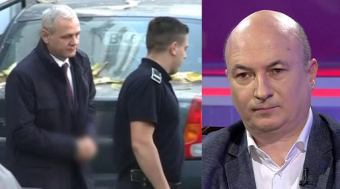 """Codrin Ștefănescu, după ce lui Dragnea i s-a respins cererea de eliberare condiționată: """"L-au trimis la lenjerii"""""""