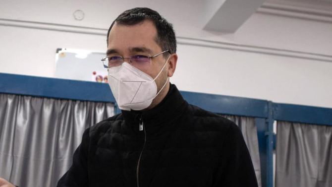Decretul privind revocarea lui Vlad Voiculescu din funcţia de ministru al Sănătăţii, publicat în Monitorul Oficial