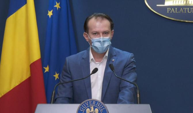 """Florin Cîțu: """"PSD rămâne principalul dușman!"""""""