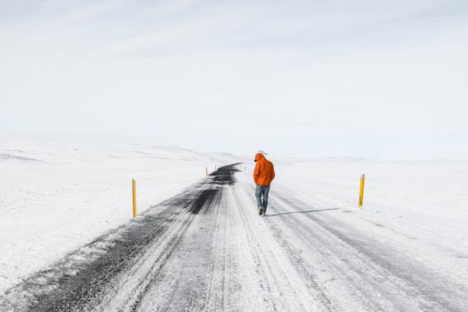 Iarnă în România, în aprilie. ANM a emis Cod galben de ninsori și vânt puternic