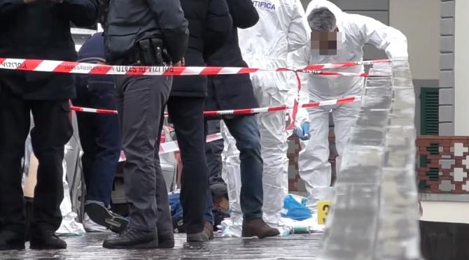 Italia. Român, ucis pe stradă și abandonat într-o baltă de sânge