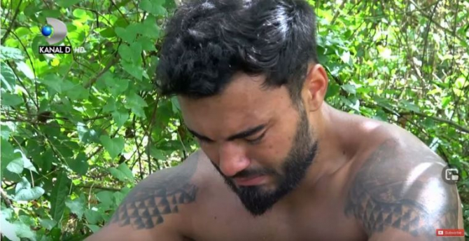 jador eliminat de la survivor