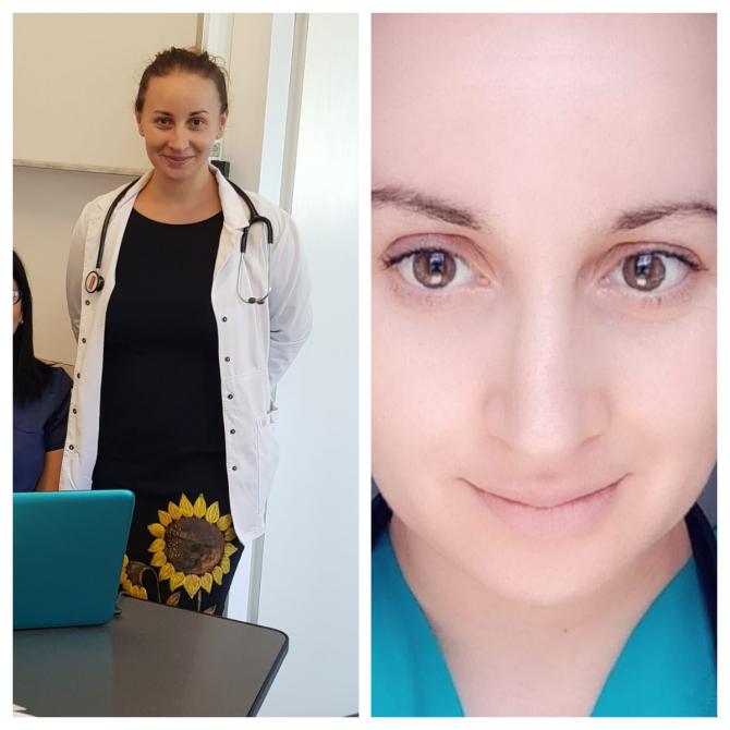 Loredana Chircu, doctorița moartă