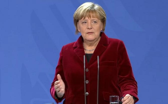 """Merkel le cere germanilor să stea acasă de Paşte pentru a stopa al treilea val de Covid: """"Renunţaţi la orice călătorii neesenţiale"""""""