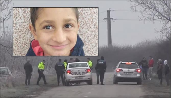 Părinţii lui Sebi, copilul dispărut în ianuarie, au recunoscut îmbrăcămintea de pe cadavrul descoperit în câmp