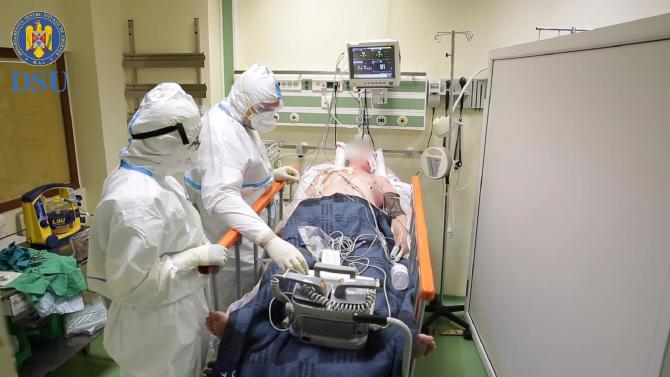 """Raed Arafat publică imagini îngrozitoare din secțiile de Terapie Intensivă: """"Situația reală din interiorul sistemului medical!"""""""