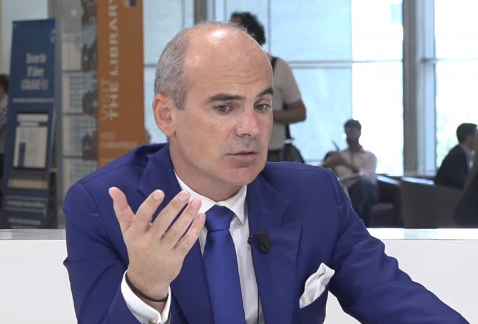 """Rareş Bogdan: """"Nu se pune problema ca Florin Cîţu să plece. Garantez că până mâine lucrurile se vor încheia"""""""