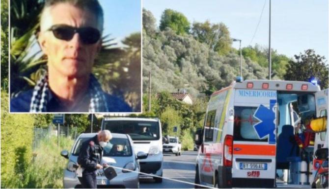 Stefano Giovannelli, italianul de 61 de ani ucis de român. Foto: OggiScuola