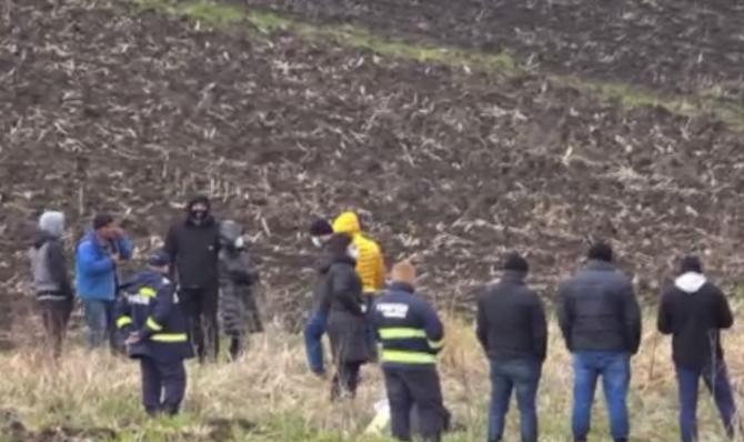 Româncă dispărută, găsită carbonizată pe un câmp, la câțiva kilometri de casă