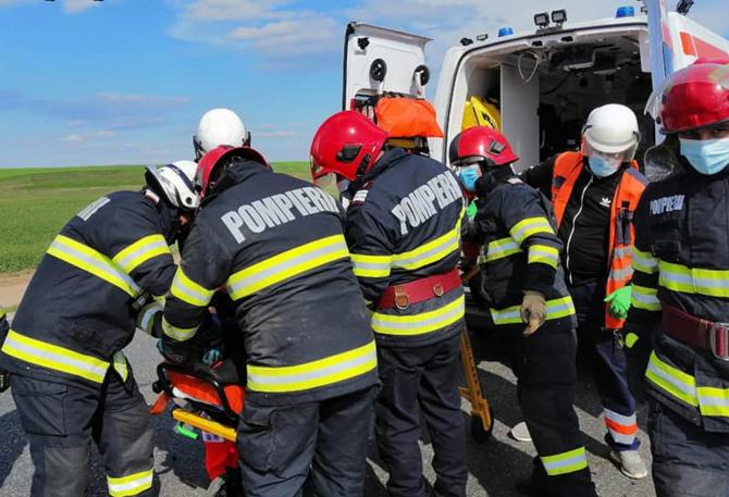Șapte români, victime ale unui accident teribil