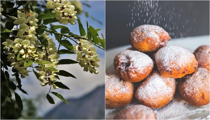 Secretul gogoşelelor aromate cu flori de salcâm, reţetă păstrată de la bunici