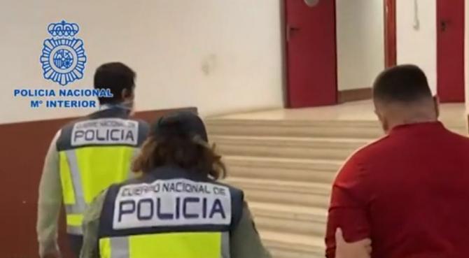 Spania Mai multe romance  victime ale traficului de persoane  eliberate de politisti