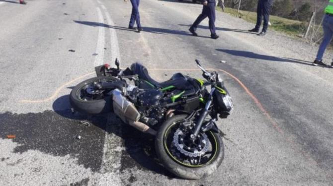 Tanara motociclista moarta intr-un accident rutier