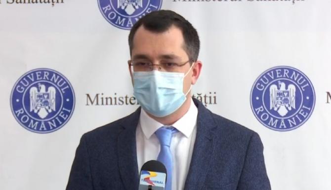 """Vlad Voiculescu, după tragedia de la """"Victor Babeș"""": """"Știm că sistemul e suprasolicitat, dar asta nu justifică o tragedie"""""""