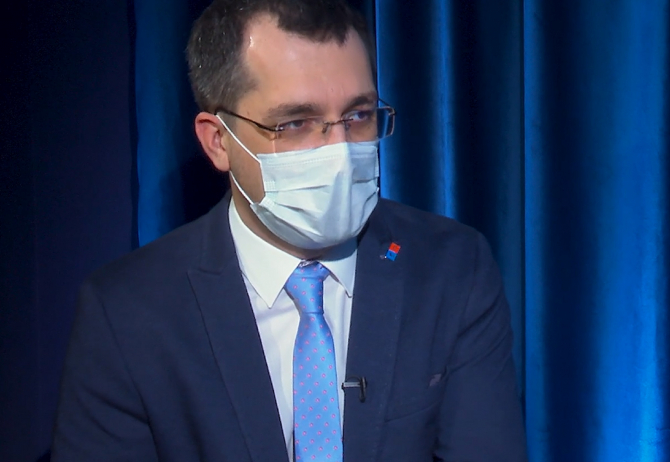 """Vlad Voiculescu: """"Am primit mai multe amenințări cu moartea"""""""