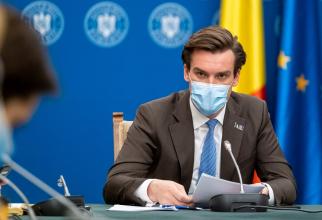 """Andrei Baciu: """"România, locul 6 în Uniunea Europeană și locul 18 în lume în privința vaccinării"""""""