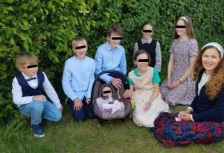 """Nou caz revoltător în Germania. Cei 7 copii ai familiei Furdui, luați de Protecția Copilului: """"Totul a fost rapid, abuziv, fără drept de apărare"""""""