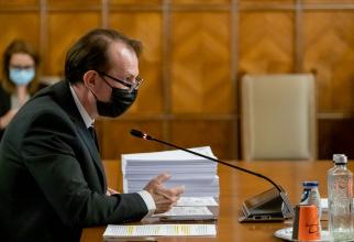 """Florin Cîţu: """"L-am auzit pe preşedintele PSD cerând ajutorul AUR pentru o moţiune de cenzură. Aici s-a ajuns"""""""