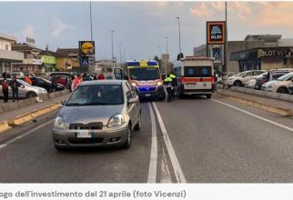 Italia. Româncă, moartă după 10 zile de chinuri groaznice. Adela lasă în urmă trei copii