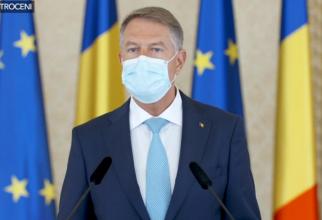 """Klaus Iohannis: """"Suntem în pregătiri pentru România post-pandemică"""""""
