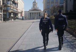"""""""Glumă belgiană"""". Bruxelles, în carantină pentru doar două ore"""