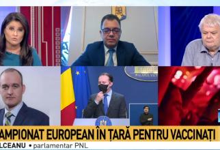 """Scandal în direct, la Antena 3: """"Doamnă, calmați-vă!""""/ """"Să vă cereți scuze acum!"""""""