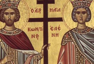Sfinţii Constantin şi Elena, prăznuiţi azi de ortodocşi. Tradiţii şi obiceiuri: Munca, interzisă!