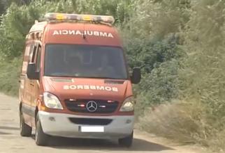Spania. Muncitor român, prins într-o explozie puternică