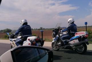 Ungaria. Român arestat, după ce a fost prins cu un camion plin de migranți
