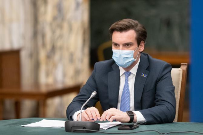 """Andrei Baciu: """"Duminică se atinge borna de 6 milioane de doze administrate"""""""