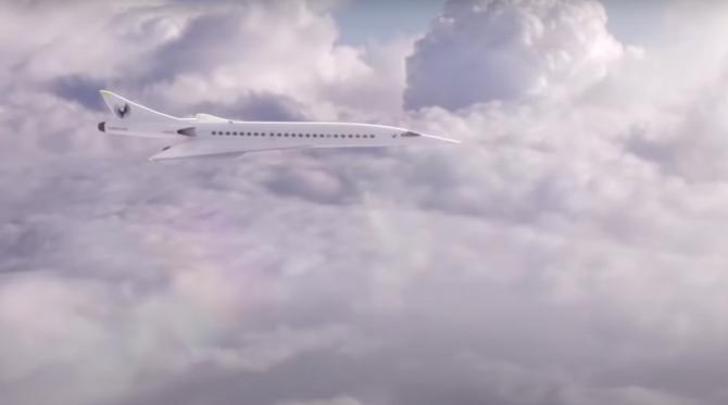 Avionul care va putea ajunge oriunde în lume în patru ore. Biletele vor costa sub 100 de dolari
